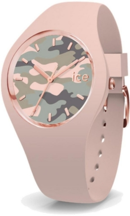 ice-watch Quarzuhr »ICE bastogne - Glam nude - Small - 3H, 16639«