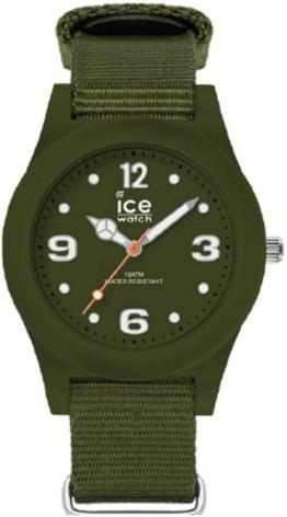 ice-watch Quarzuhr »ICE slim nature - Mountain green - Medium - 3H, 16445«