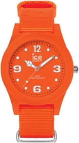 ice-watch Quarzuhr »ICE slim nature - Sun orange - Medium - 3H, 16447«