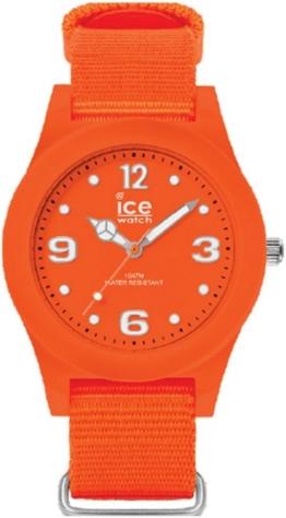 ice-watch Quarzuhr »ICE slim nature - Sun orange - Medium - 3H, 16447«