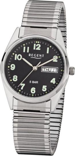 Regent Quarzuhr »1195.40.96«
