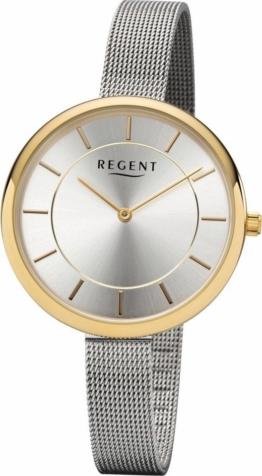 Regent Quarzuhr »12211014«