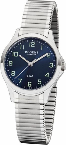 Regent Quarzuhr »12310163« mit Zugband