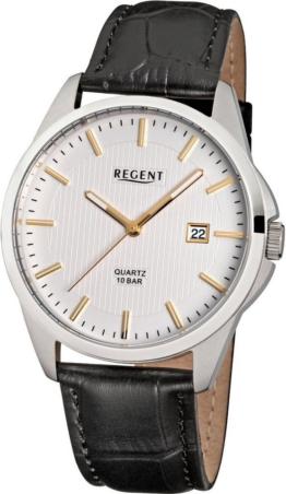 Regent Quarzuhr »1765.40.11, F915«