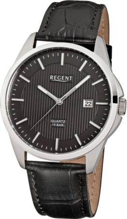 Regent Quarzuhr »1765.40.15, F914«