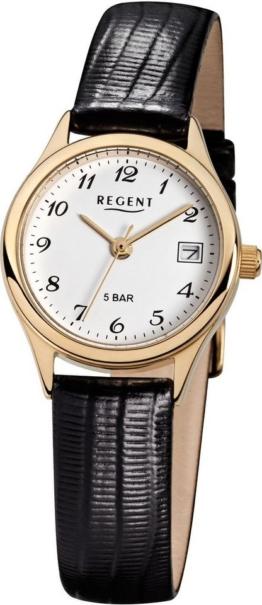 Regent Quarzuhr »7228.45.19, F327«