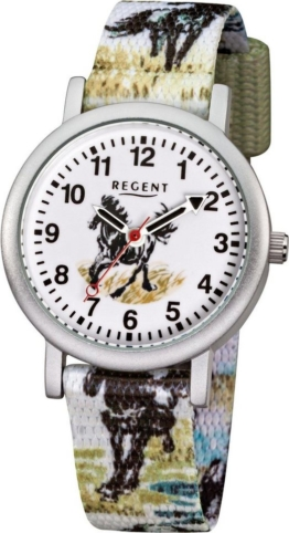 Regent Quarzuhr »7540.11.20, F489«