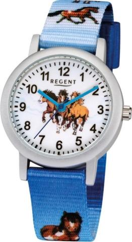 Regent Quarzuhr »7675.11.14, F1118«
