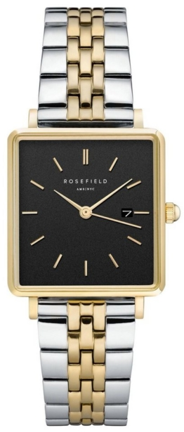 ROSEFIELD Quarzuhr »The Boxy, QVBGD-Q015«