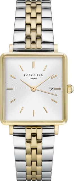 ROSEFIELD Quarzuhr »The Boxy, QVSGD-Q013«