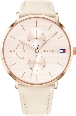 TOMMY HILFIGER Multifunktionsuhr »CASUAL, 1781948«