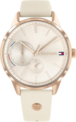 TOMMY HILFIGER Multifunktionsuhr »Casual, 1782022«