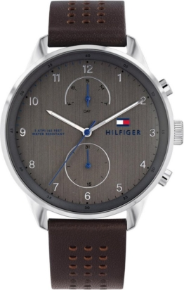 TOMMY HILFIGER Multifunktionsuhr »Casual, 1791579«