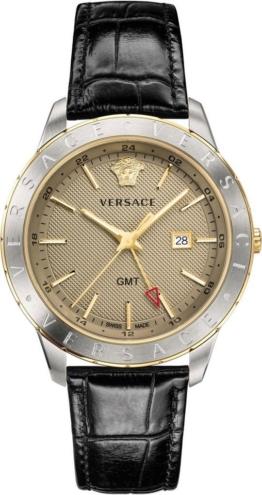 Versace Schweizer Uhr »Univers, VEBK00218« mit GMT