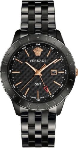 Versace Schweizer Uhr »Univers, VEBK00618« mit GMT