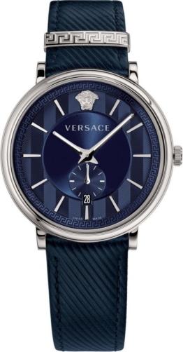 Versace Schweizer Uhr »V-CIRCLE, VBQ010017« mit kleiner Sekunde