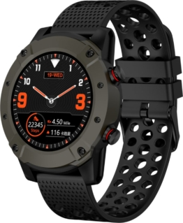 Denver Smartwatch »Bluetooth-Smartwatch SW-650 mit GPS«