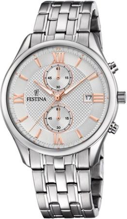 Festina Chronograph »Timeless Chronograph, F6854/5«