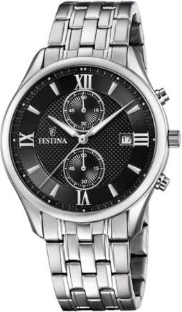 Festina Chronograph »Timeless Chronograph, F6854/8«