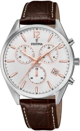 Festina Chronograph »Timeless Chronograph, F6860/5«
