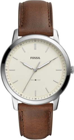 Fossil Quarzuhr »THE MINIMALIST 3H, FS5439«