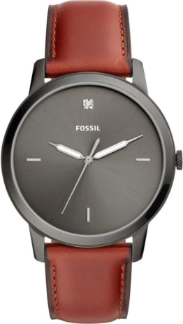 Fossil Quarzuhr »THE MINIMALIST 3H, FS5479«