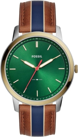 Fossil Quarzuhr »THE MINIMALIST 3H, FS5550«