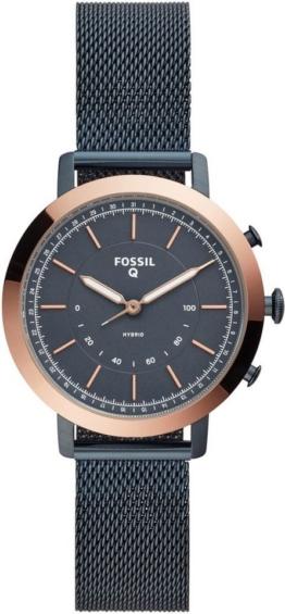 Fossil Smartwatches Q NEELY, FTW5031 Smartwatch (mit automatischer Zeit- und Datumseinstellung)