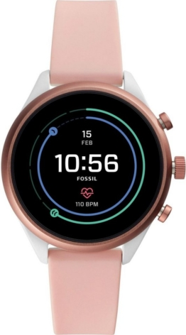 Fossil Smartwatches SPORT SMARTWATCH, FTW6022 Smartwatch (1,19 Zoll, Wear OS by Google)