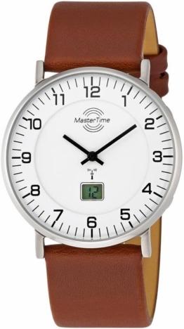 MASTER TIME Funkuhr »MTGS-10561-12L« mit Langzeitbatterie