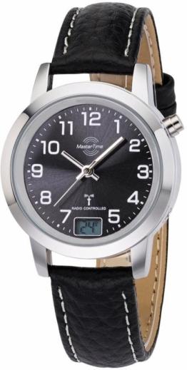 MASTER TIME Funkuhr »MTLA-10577-24L«