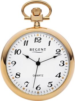 Regent Taschenuhr »11270015« (Set, 2 tlg., inkl. Kette)