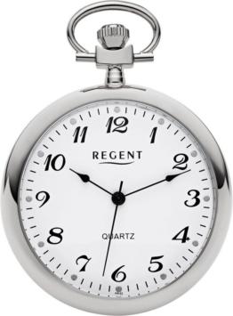 Regent Taschenuhr »11280078« (Set, 2 tlg., inkl. Kette)
