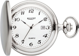 Regent Taschenuhr »P01« (Set, 2 tlg., inkl. Kette)