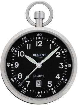 Regent Taschenuhr »P324« (Set, 2 tlg) inkl. Kette
