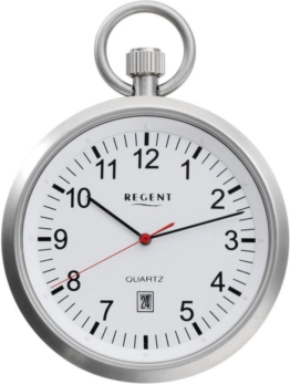 Regent Taschenuhr »P409« (Set, 2 tlg) inkl. Kette