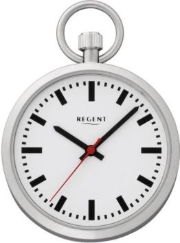 Regent Taschenuhr »P41« (Set, 2 tlg) inkl. Kette
