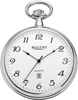 Regent Taschenuhr »P80« (Set, 2 tlg) inkl. Kette