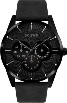 s.Oliver Multifunktionsuhr »SO-3572-LM«