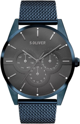 s.Oliver Multifunktionsuhr »SO-3573-MM«