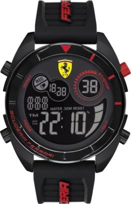 Scuderia Ferrari Digitaluhr »FORZA, 0830548«