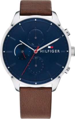 TOMMY HILFIGER Multifunktionsuhr »CASUAL, 1791487«