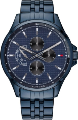 TOMMY HILFIGER Multifunktionsuhr »Casual, 1791618«