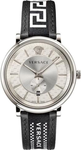 Versace Schweizer Uhr »V-CIRCLE/ GRECA EDITION, VEBQ01219«