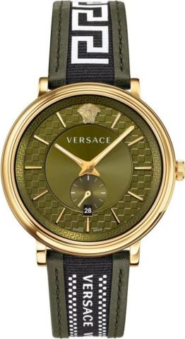 Versace Schweizer Uhr »V-CIRCLE/ GRECA EDITION, VEBQ01519«