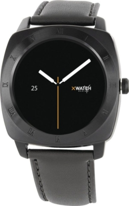 X-Watch Smartwatch »Nara XW Pro Black Chrome«