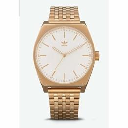Adidas Damen Analog Quarz Smart Watch Armbanduhr mit Edelstahl Armband Z02-2914-00 - 1