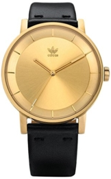 Adidas Damen Analog Quarz Uhr mit Leder Armband Z08-510-00 - 1