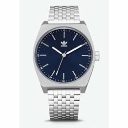 Adidas Herren Analog Quarz Smart Watch Armbanduhr mit Edelstahl Armband Z02-2928-00 - 1
