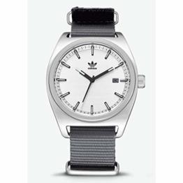 Adidas Herren Analog Quarz Smart Watch Armbanduhr mit Nylon Armband Z09-2957-00 - 1